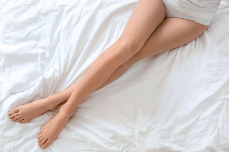 浮腫みのないきれいな脚