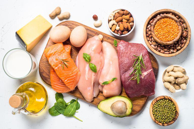 肌に良い栄養素を含む食材
