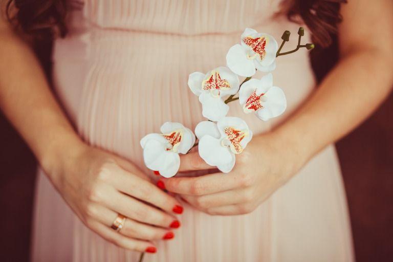 妊婦ネイル