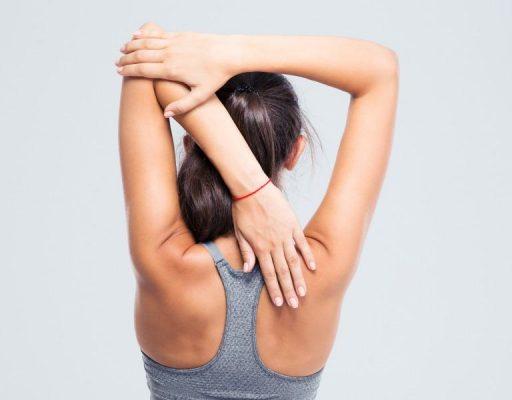 二の腕のたるみ改善エクササイズ
